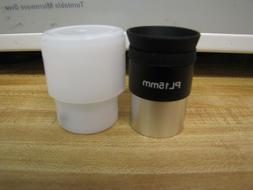 "1.25"" 15mm Plossl Telescope Eyepiece Coated Lenses Filter Th"