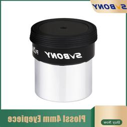 """SVBONY 1.25"""" 4mm Plossl Eyepieces lenses Fully Coated for As"""