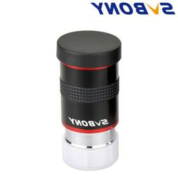 """SVBONY 1.25""""FMC 68° Ultra Wide Angle 6mm Relief Eyepieces F"""