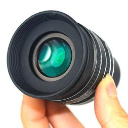1.25'' SWA 58 Degree 2.5mm Planetary Eyepiece For Astronomic
