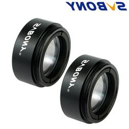 """1.25"""" Telescope 0.5 Focal Reducer Threads M28.0x0.6 for 31.7"""