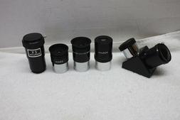 "1.25"" Telescope K9mm K25mm Meade MA 17.5mm 2x Barlow Lens  D"