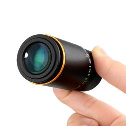 """1.25""""Ultra Wide 6MM 66° Eyepiece Multi-coated Lenses for As"""
