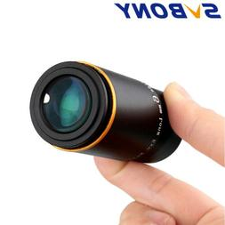 """SVBONY 1.25""""Ultra Wide Angle Eyepieces Lens 6MM 66°Multi-co"""