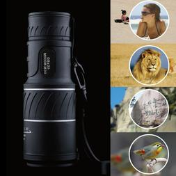 1 Pc 40X60 Hunting Monocular Handheld Optical Telescope Hunt