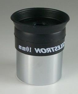 """Celestron 10mm 1.25"""" Eyepiece For Telescope With Rubber Eye"""