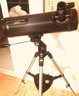 "National Geographic 114mm Reflecting Telescope, 4.5"" Apertur"