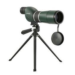 20-60x60 Straight / Angled Spotting Telescope with Tripod Po