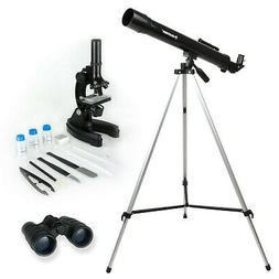 Celestron Telescope, Microscope & Binocular Complete Optical