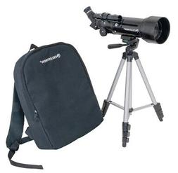 Celestron 21035 70mm Travel Scope Portable Telescope w/ 5x24