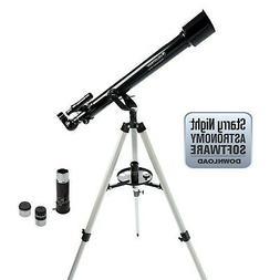 Celestron 21041 60mm PowerSeeker AZ Telescope 60AZ Refractor