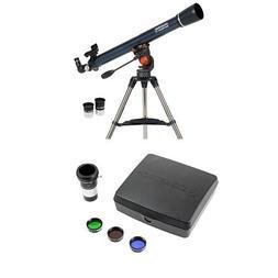 21061 astromaster 70az refractor telescope