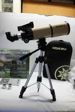 Meade 222001 80mm Refracting Telescope Adventure Spotting Sc