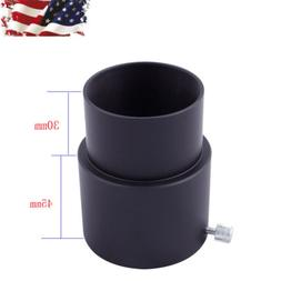 2Inch Telescope Eyepieces Extension Tube Camera Ring Filter