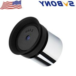 3-element 1.25 Inch 4mm Telescope Eyepiece Fully-Coated Lens