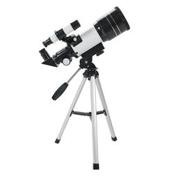 300/70mm Refractive Astronomical Telescope Tripod Monocula S