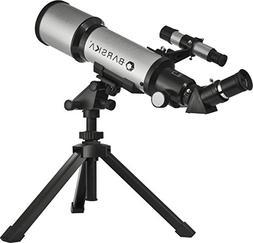 BARSKA 300 Power Starwatcher Telescope Fully Coated 400mm f/