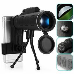 40X60 HD Monocular Low Light Level Night Vision Phone BAK4 T
