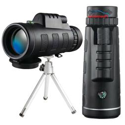40X60 Zoom Optical HD Monocular Telescope Camera set for Cam