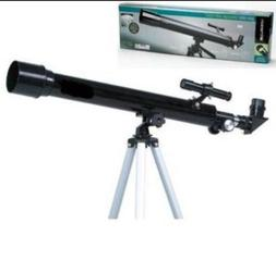 Emerson 50X/100X Refractor Telescope With Adjustable Tripod