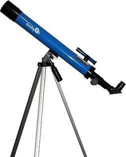 6004 iexplore 50az refractor telescope blue