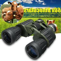 60x HD Pro Telescope  Military Army Zoom Ultra  Binoculars H