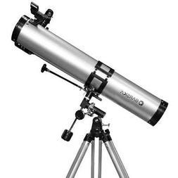 Barska 675x 900114 Reflector Telescope, AE10758 w/ CD