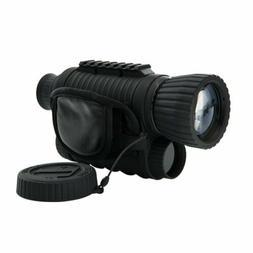 6x50 Digital HD Night Vision Monocular Hunting Video Camera