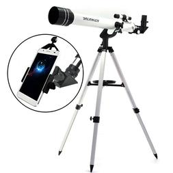 "Visionking 700X60 1.25"" Astronomical Telescope  & Smart Phon"