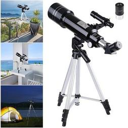 70mm Astronomical Refractor Telescope Refractive Eyepieces T