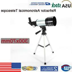 70mm F/4 Astronomical Telescope Aperture 150xZoom HD High Re