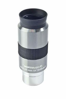 93325 40mm omni eyepiece silver black new