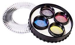 Celestron 95517 1.25-Inch LRGB Imaging Filter Set