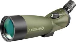 BARSKA Blackhawk 20-60x60 Angled Spotting Scope with Tripod,