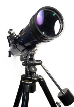 Levenhuk Strike 90 PLUS Refractor Telescope with Accessories