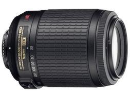 Nikon 55-200mm f/4-5.6G ED IF AF-S DX VR  Nikkor Zoom Lens B