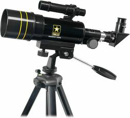 U.S. Army US-TF30060 Refractor Telescope 300x60