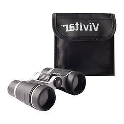 Vivitar Pocket Sized Binoculars -Black