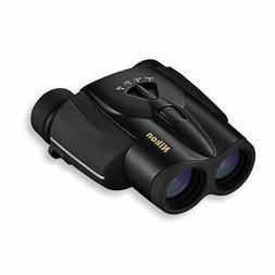 Nikon Aculon T11 Compact 8-24x25mm Zoom Binoculars, Black Fi