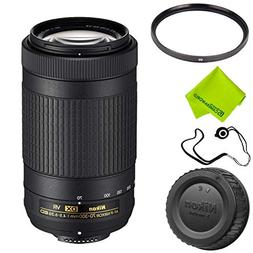 Nikon AF-P DX NIKKOR 70-300mm f/4.5-6.3G ED VR Lens Base Bun