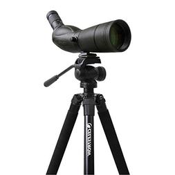 angle view spotting scope