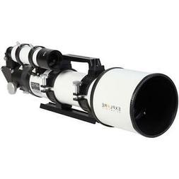 ar102 f 6 5 achromatic refractor telescope
