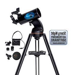 Celestron AstroFi 102 Wi-Fi Maksutov Wireless Reflecting Tel