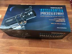 Celestron AstroMaster 114 mm EQ Reflector Telescope on Equat