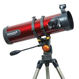 Celestron AstroMaster Quick and Easy no-Tool Setup Reflectin