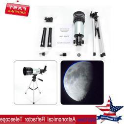 Astronomical Refractor Telescope 150xZoom Refractive Eyepiec