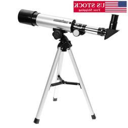 Astronomical Refractor Telescope Refractive Eyepieces Tripod