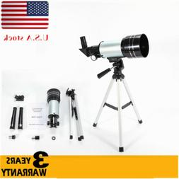 Astronomical Telescope 300*70mm Aperture 150x Zoom Space Moo