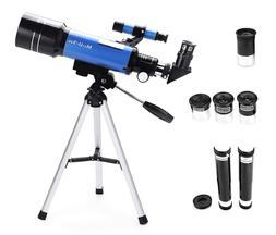 Astronomy Telescope for Beginner Moon Space Stargazing Kid A