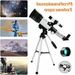 Astronomy Telescope for Kids & Adults 70mm Refractor with Fi